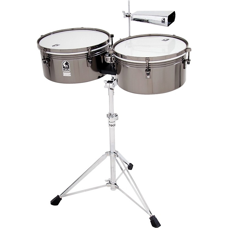 TocaCustom Deluxe Timbale Set