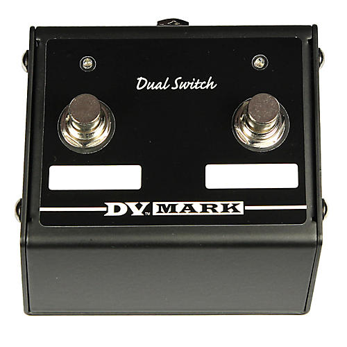 DV Mark Custom Dual Footswitch