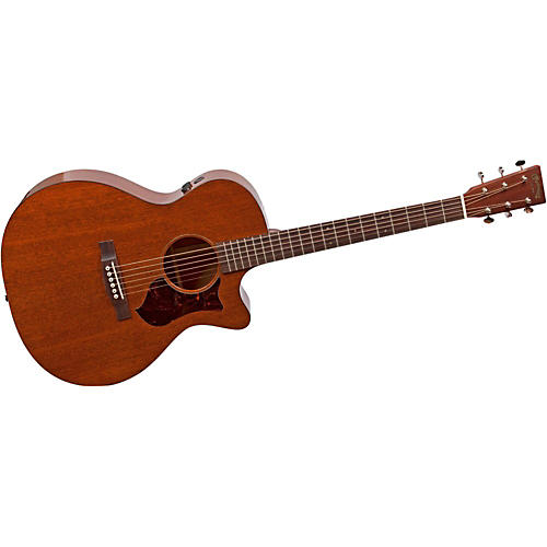 Martin Custom GP-14 Mahogany Cutaway Acoustic-Electric Guitar-thumbnail