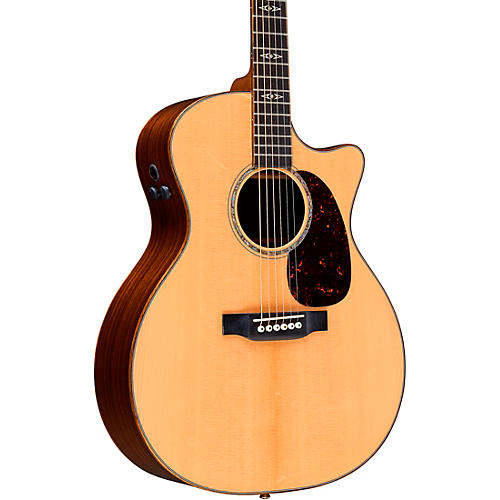 Martin Custom GPCPA1 Plus with VTS Acoustic-Electric Guitar-thumbnail
