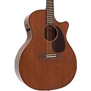 Custom GPCPA4 Mahogany Acoustic-Electric Guitar Natural
