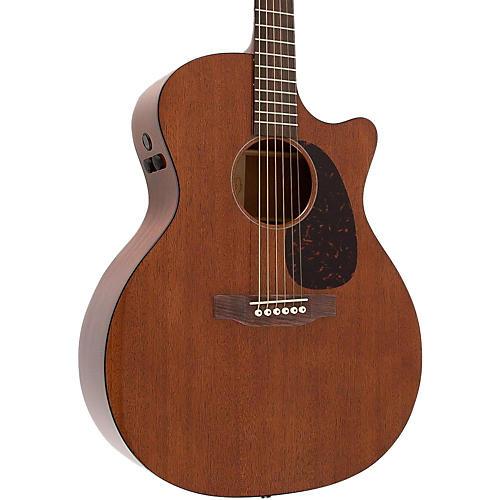 Martin Custom GPCPA4 Mahogany Acoustic-Electric Guitar-thumbnail