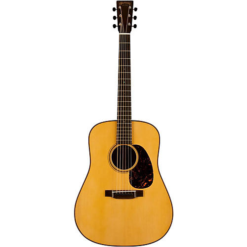 Martin Custom Golden Era D-18GE Dreadnought Acoustic Guitar