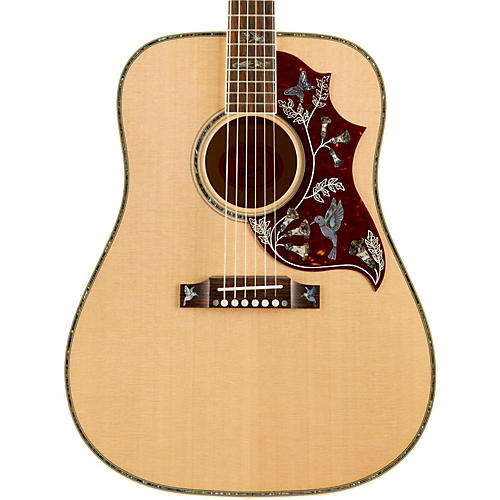 gibson custom hummingbird special acoustic guitar musician 39 s friend. Black Bedroom Furniture Sets. Home Design Ideas