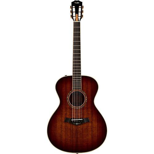 taylor custom koa grand concert acoustic electric guitar musician 39 s friend. Black Bedroom Furniture Sets. Home Design Ideas