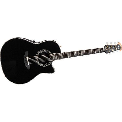 Ovation Custom Legend Contour Acoustic-Electric Guitar