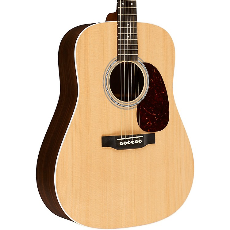 Martin Custom MMV Solid Wood Dreadnought Rosewood/Sitka Acoustic Guitar Natural
