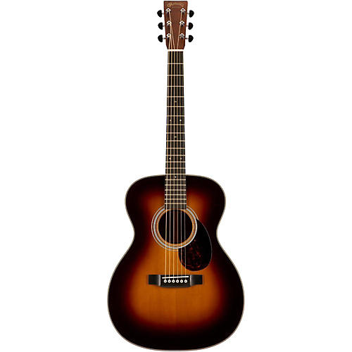 Martin Custom OM-28 Orchestra Model Acoustic Guitar-thumbnail