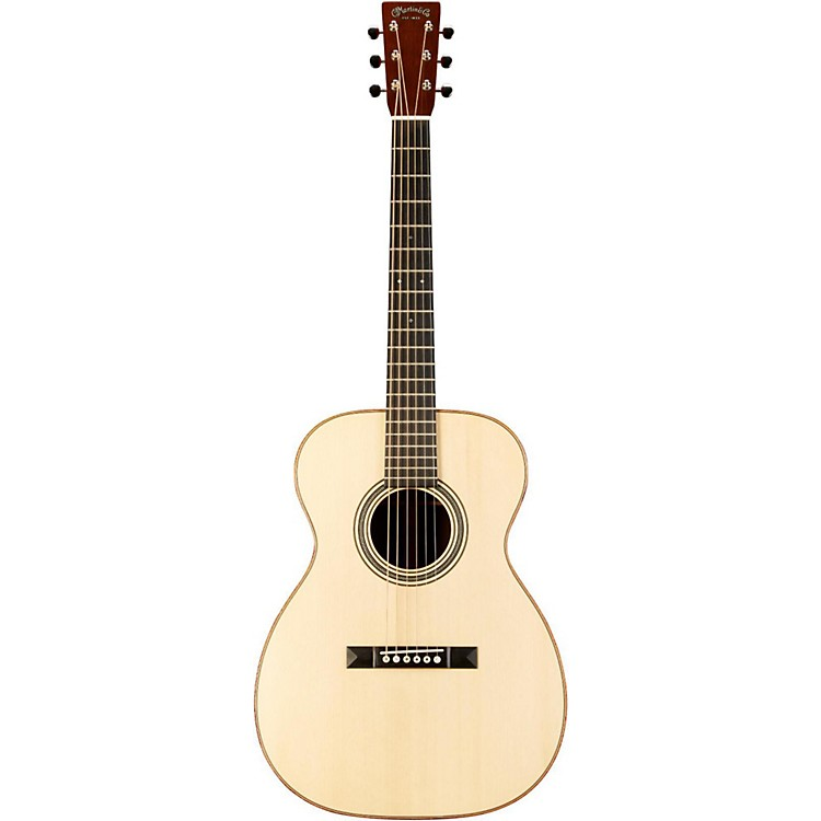 Martin Custom Orchestra 00-21 Special Madagascar Rosewood Acoustic Guitar Natural
