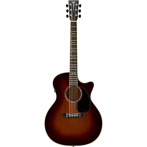 martin custom performing artist gpcpa1 birdseye maple grand performance acoustic electric guitar. Black Bedroom Furniture Sets. Home Design Ideas
