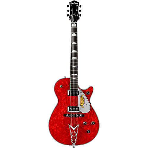 Gretsch Guitars Custom Shop 10th Anniversary Duo Jet NOS Electric Guitar-thumbnail