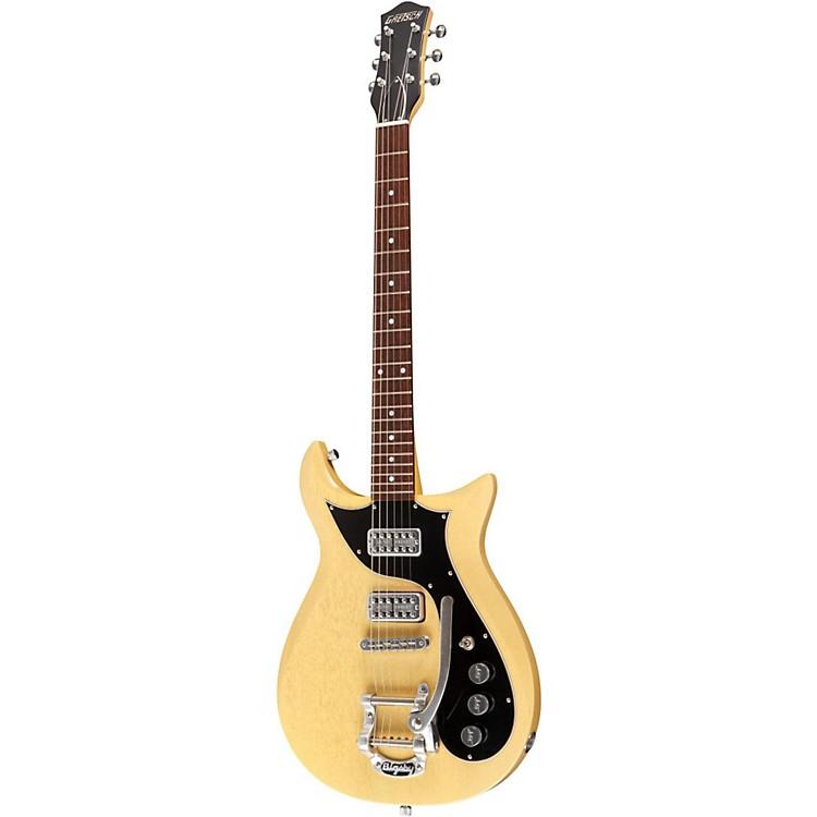Gretsch GuitarsCustom Shop CVT Master Built By Steve Stern Electric GuitarTV Yellow