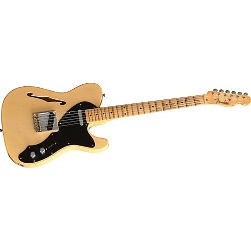 Fender Custom Shop Custom Shop Custom Classic Telecaster Thinline Relic Nocaster Electric Guitar