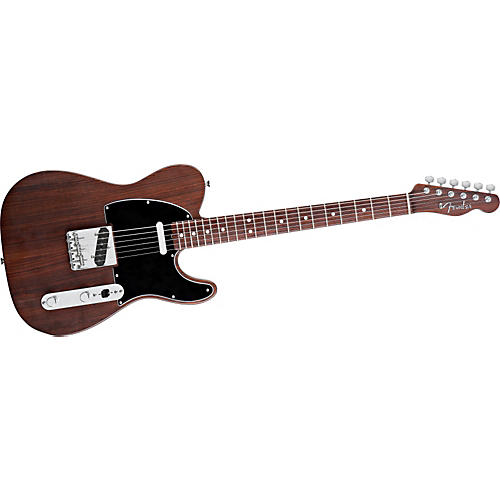 Fender Custom Shop Custom Shop Limited Edition Rosewood Telecaster Electric Guitar