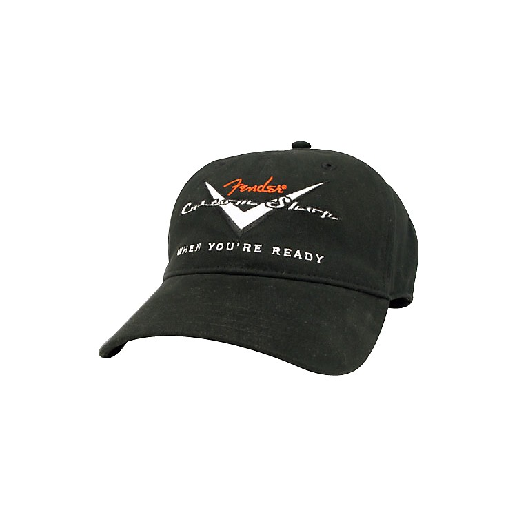 Fender Custom Shop Logo Hat L/XL