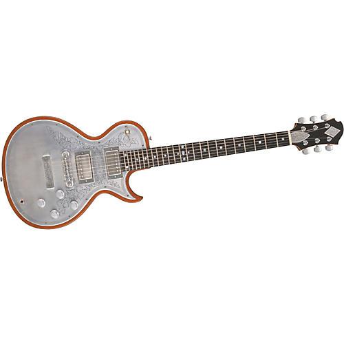 Zemaitis Custom Shop MF201-LL Metal Front Electric Guitar