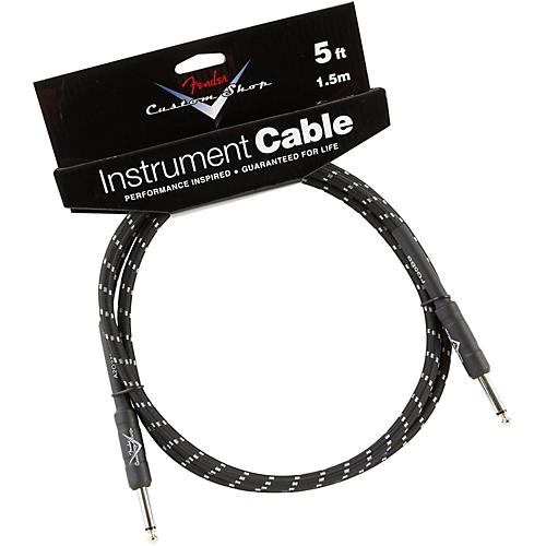Fender Custom Shop Performance Series Instrument Cable-thumbnail