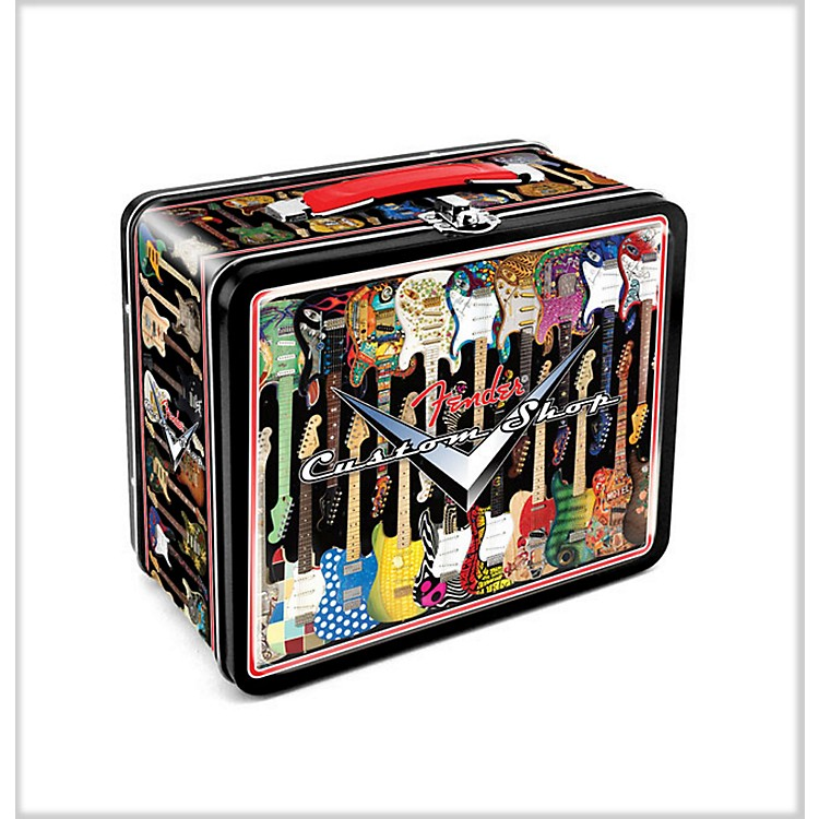 Fender Custom Shop Retro Lunch Box