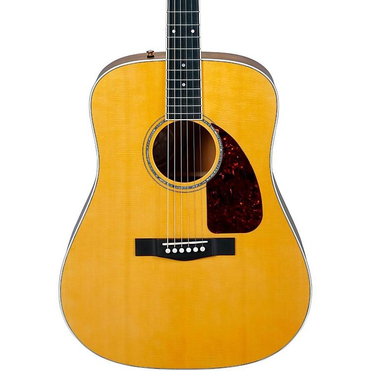FenderCustom Shop TPD-1 Trad Pro Dreadnought Acoustic GuitarNatural