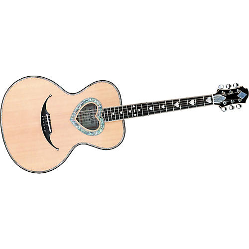 Zemaitis Custom Shop Z-SHSS/R Acoustic Guitar-thumbnail