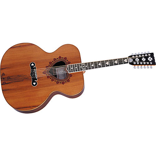 Zemaitis Custom Shop Z-SJHW12/R Acoustic Guitar