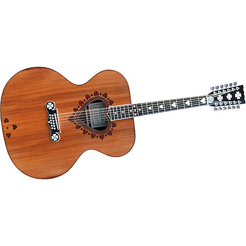 Zemaitis Custom Shop Z-SJHWM12/R Acoustic Guitar-thumbnail