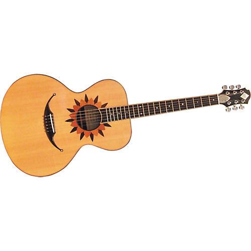 Zemaitis Custom Shop Z-SRWS/R Acoustic Guitar-thumbnail