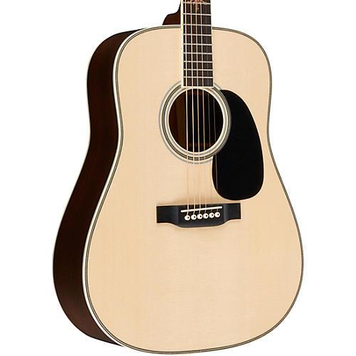 Martin Custom Signature Edition D-35 Seth Avett Dreadnought Acoustic-Electric Guitar Natural