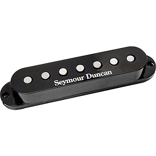 Seymour Duncan Custom Staggered SSL-5 Single-Coil 7-String Electric Guitar Pickup Black