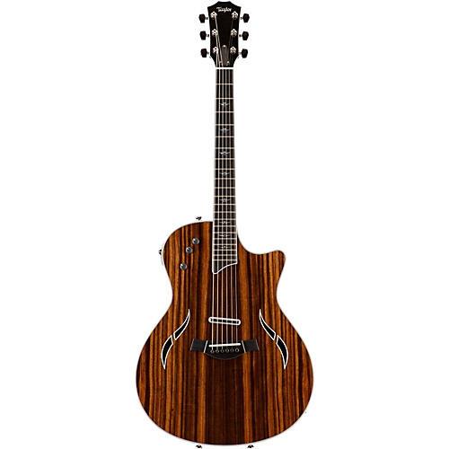 taylor custom t5 9064 acoustic electric guitar musician 39 s friend. Black Bedroom Furniture Sets. Home Design Ideas