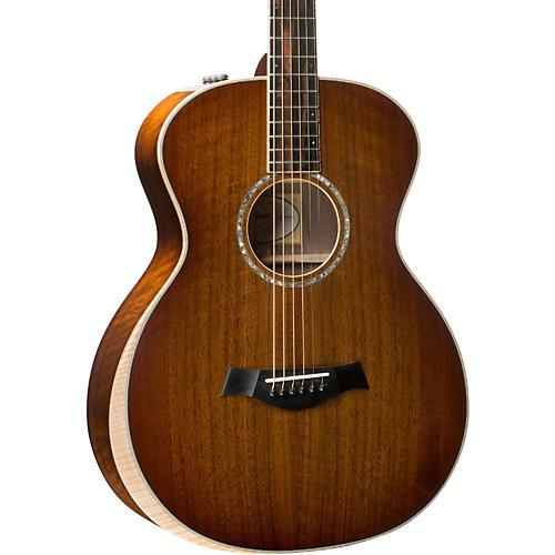 Taylor Custom-TF-9253 12-Fret Grand Auditorium Acoustic-Electric Guitar-thumbnail