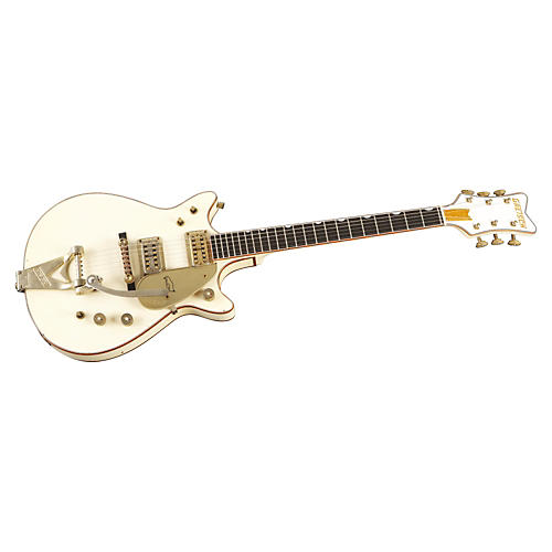 gretsch guitars custom white penguin 62 relic masterbuilt by hidden seo image