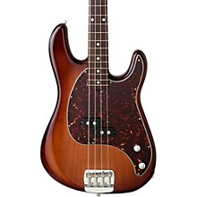 Ernie Ball Music Man Cutlass Rosewood Fretboard Electric Bass Guitar Level 1 Heritage Tobacco Burst