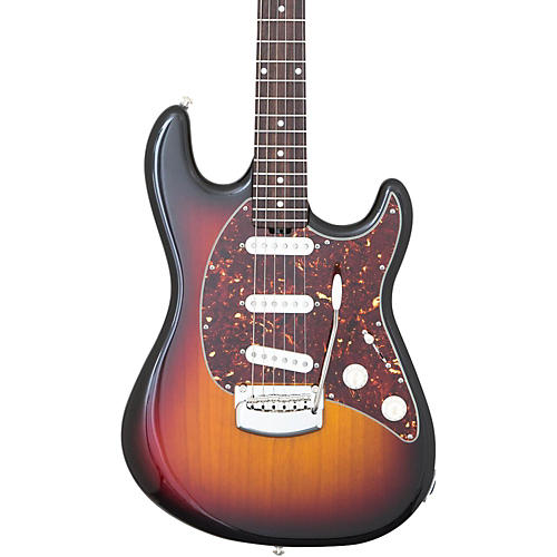 Ernie Ball Music Man Cutlass Trem Rosewood Fingerboard Electric Guitar-thumbnail