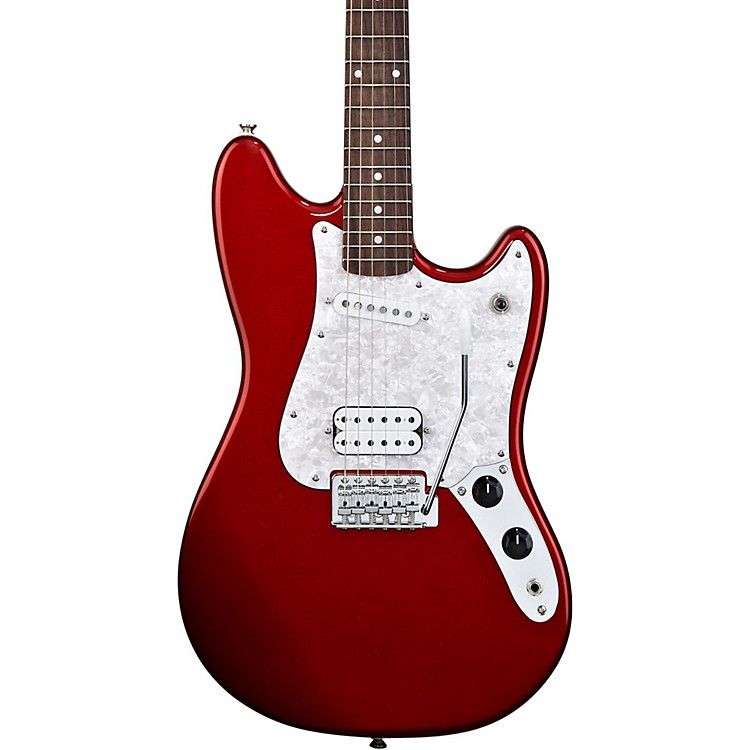 Squier Cyclone Electric Guitar Candy Apple Red