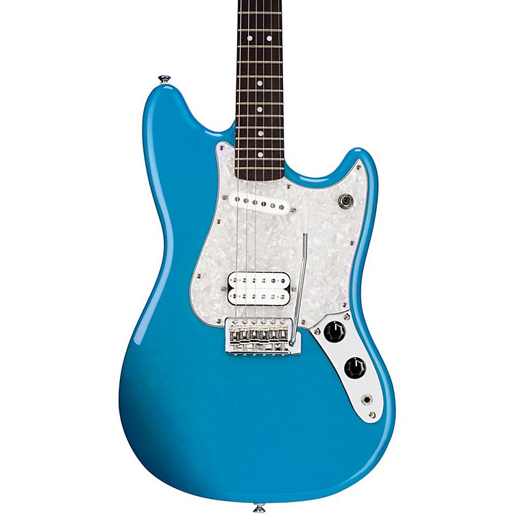 SquierCyclone Electric GuitarLake Placid Blue