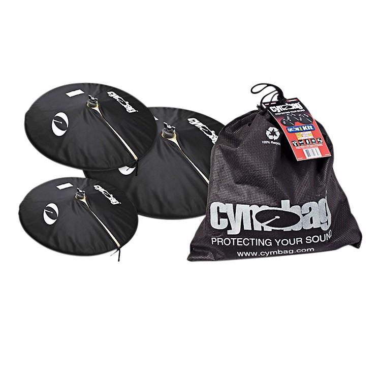 CymbagCymbal Bag KitBlack14, 16, & 20 Inch