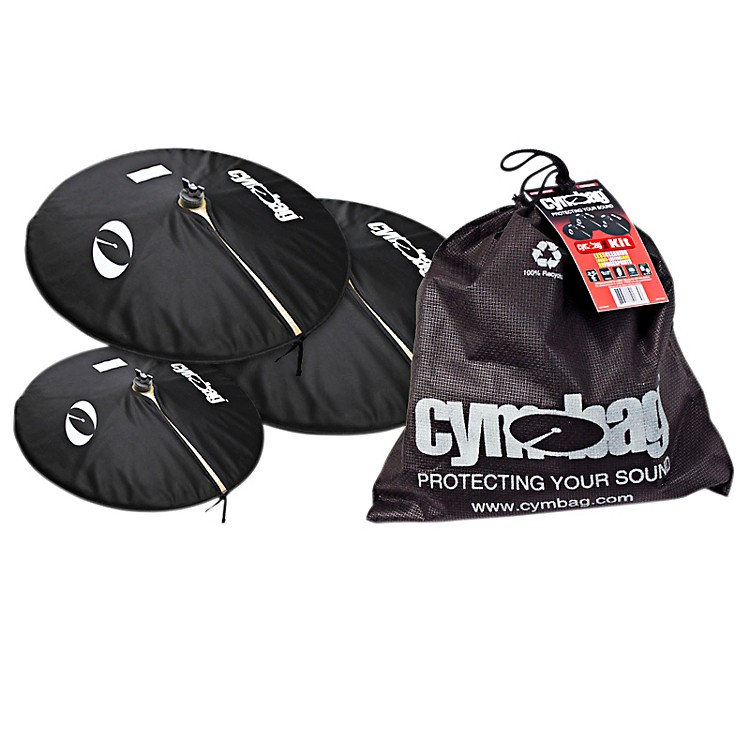 Cymbag Cymbal Bag Kit Black 14, 18, & 20 Inch