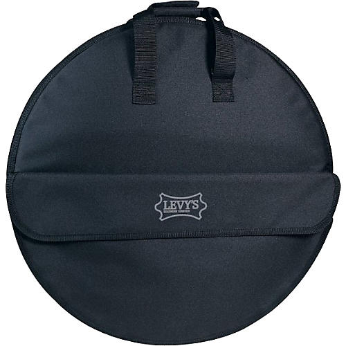 Levy's Cymbal Bag with Side Pocket-thumbnail