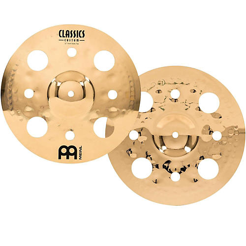 Meinl Cymbal Stack Pair with Trash Crash and Trash China-thumbnail