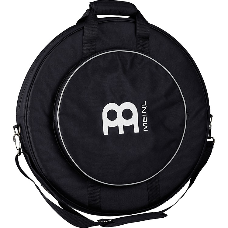 Meinl Cymbal & Stick Drum Gear Combo Bag 22 In Black
