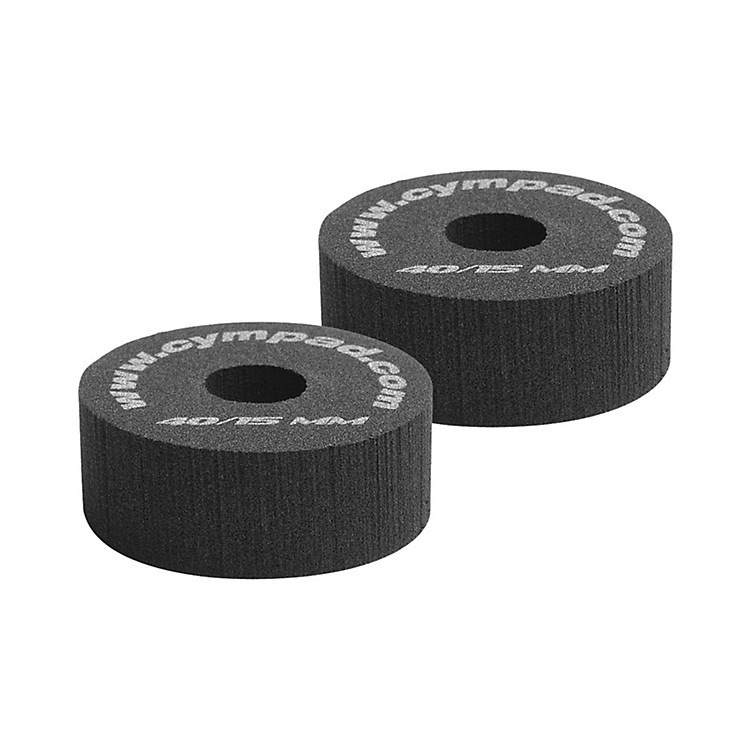 Cympad Cymbal Washer Optimizer 2 Piece Crash Set 40x15mm