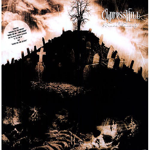 Alliance Cypress Hill - Black Sunday