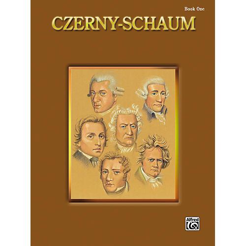 Alfred Czerny-Schaum Book One
