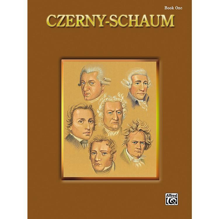 AlfredCzerny-Schaum Book One