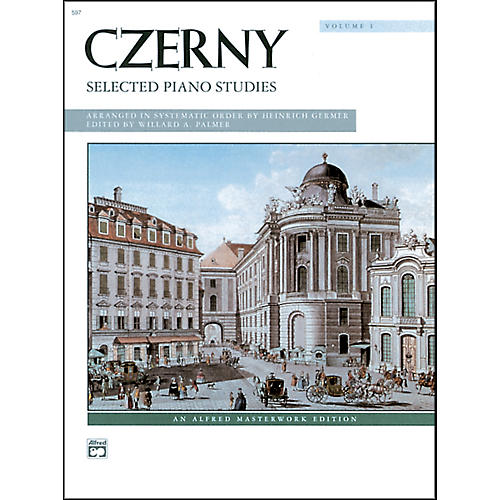 Alfred Czerny Selected Piano Studies Volume 1