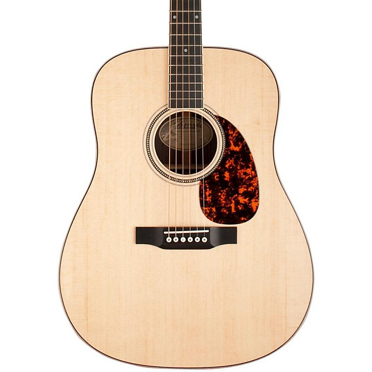 LarriveeD-04 Gloss Top Dreadnought Acoustic Electric Guitar Rosewood PerformanceNaturalRosewood w/Fishman