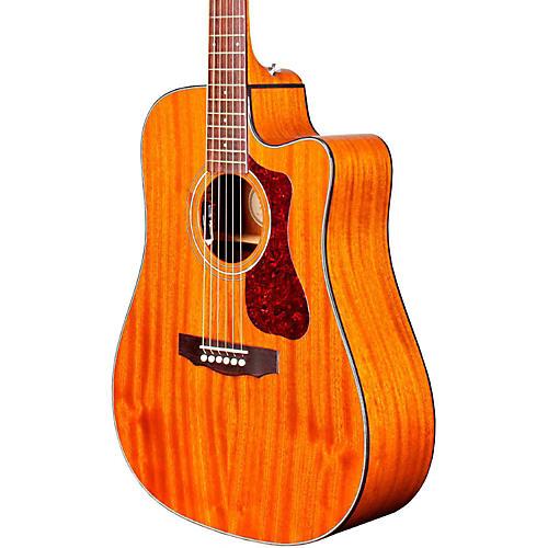 Guild D-120CE Acoustic-Electric Guitar Natural-thumbnail