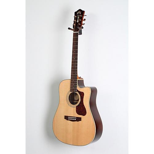 open box guild d 150ce acoustic electric guitar natural 888366045510 musician 39 s friend. Black Bedroom Furniture Sets. Home Design Ideas
