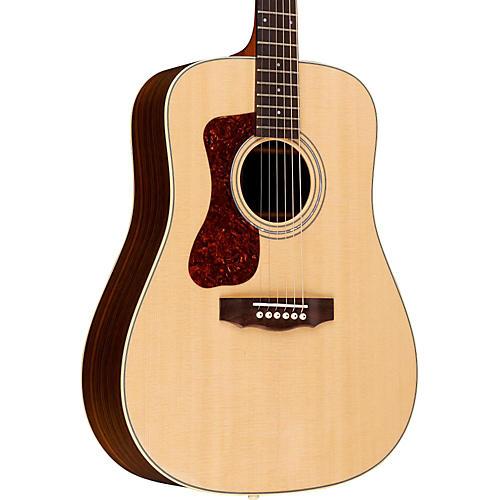 Guild D-150L Left Handed Acoustic Guitar Natural